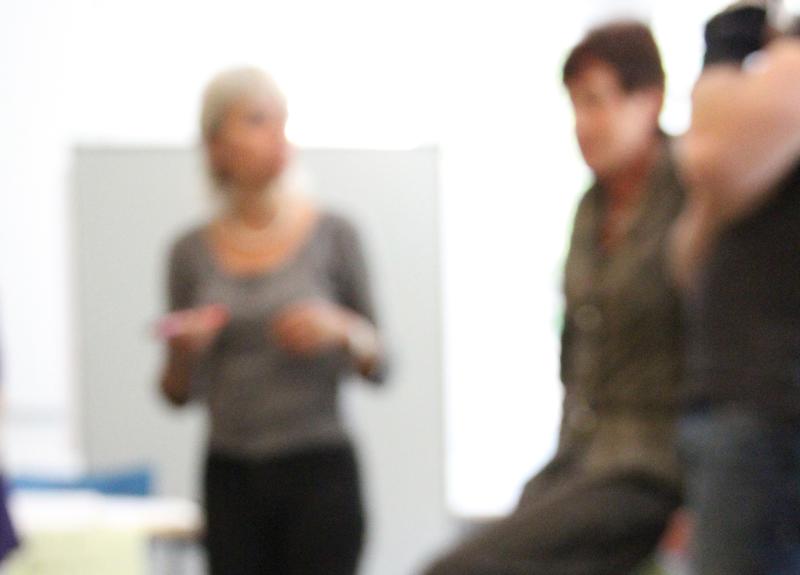 Drei Menschen im Gespräch ©PZ.BS